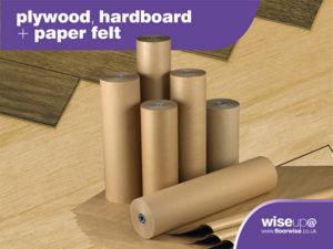 Plywood, Hardwood & Paper Felt