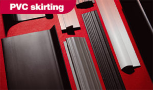 PVC Profiles, Skirting & Trims