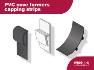 PVC - Cove Formers & Capping Strips