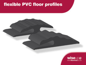 Flexible PVC Floor Profiles