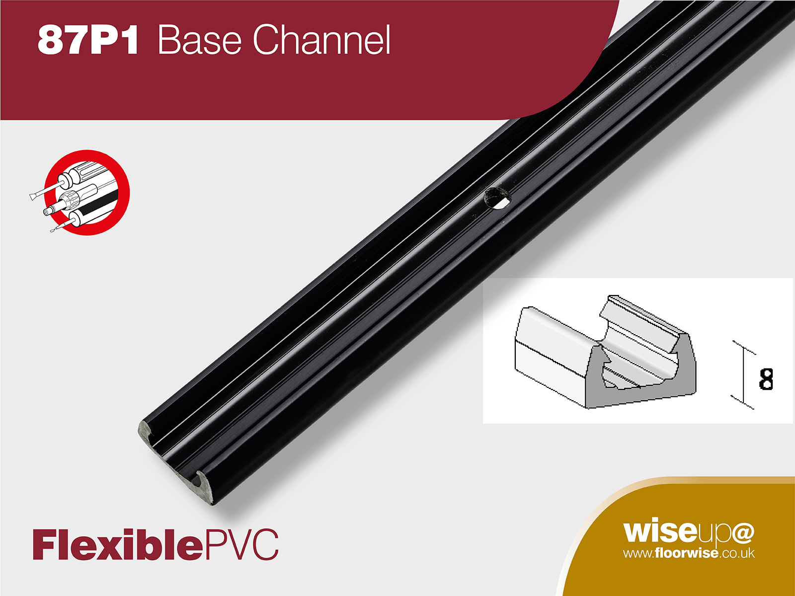 87p1 Base Channel Floorwise
