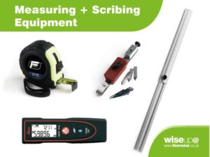 Measuring + Scribing Equipment