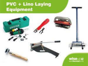 PVC & Linoleum Laying Equipment